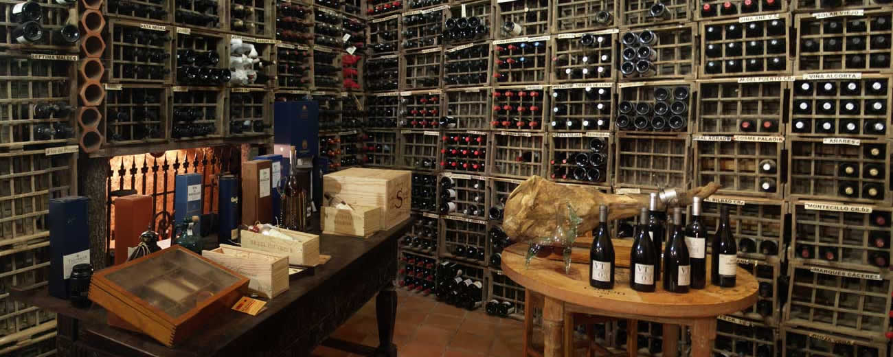 Selección de los mejores vinos de las mejores bodegas internacionales